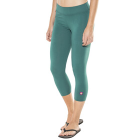 E9 Cucu Leggings Women Petrol